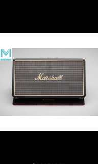 Marshall Stockwell With Flip Cover