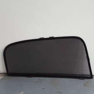 Customised Window Shade for Citroen C5