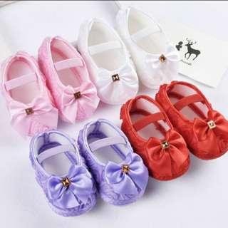 Ribbon Prewalker Shoes