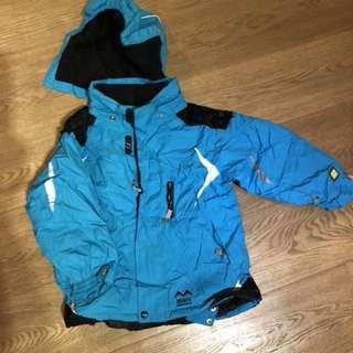男孩滑雪外套+雪褲
