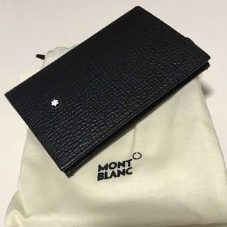 Mont Blanc Card Wallet