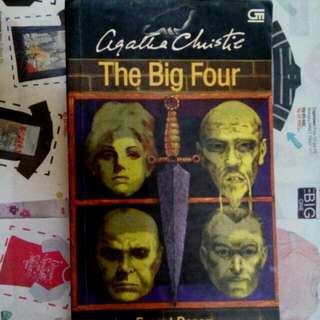 The Big Four (Agatha Christie)