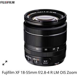 Fujifilm 18-55mm OS ( imported )
