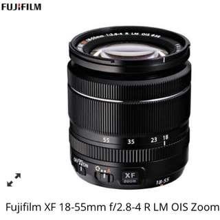Fujifilm 18-55mm OS ( imported )