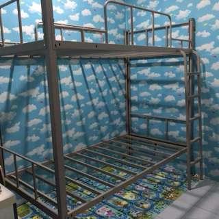 Dijual tempat tidur tingkat / bunk bed