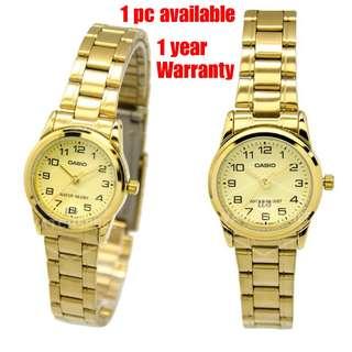 NEW Casio Ladies Watch