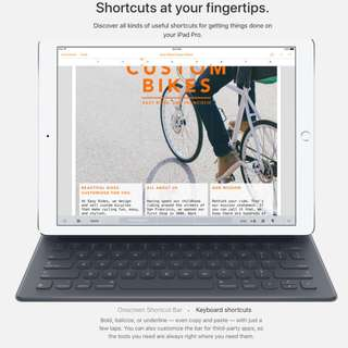 Apple Smart Keyboard for 12.9-inch iPad Pro bs TT iPhone X
