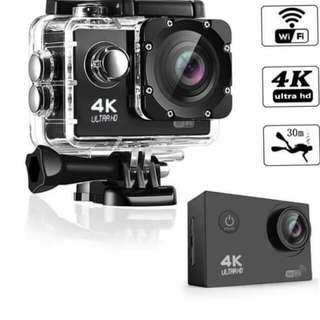 4K Sports Action Cam