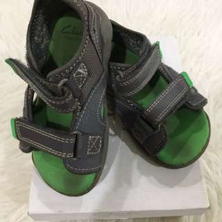 Preloved Clarks First Shoes