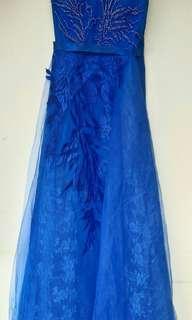 Gaun Pesta / Long Dress