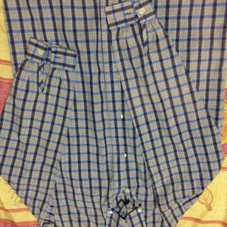 Company B - Longsleeves Polo shirt
