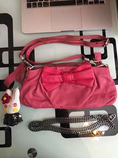 Touch ladies shoulder bag