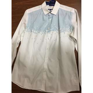 G2000 mens long sleeves smart fit polo 15.5/32.5 M