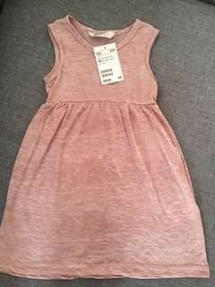 [Brand New] H&M Dress for 2-3 years old