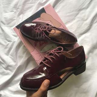 Authentic Jeffrey Campbell-Rossdale