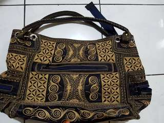 Tas handmade dari Aceh #open barter #1010