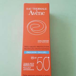 Avene - Very high protection suncream SPF50+ (SALE!)
