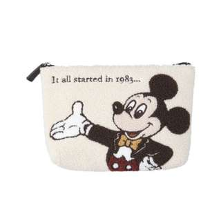 Tokyo Disneysea Disneyland Disney Resorts Sea Land 35th Anniversary Mickey Mouse Pouch Preorder