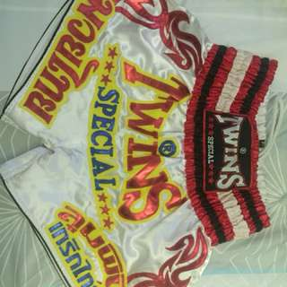 Twins Special muay thai shorts