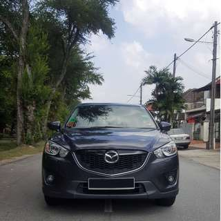 2013 (Dec) Mazda CX-5 2.0 (A) 4WD CBU (Fully Imported)