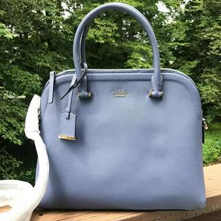 Kate Spade Margot Street in Oysterblue