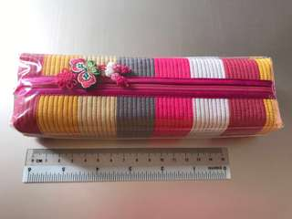 Korea Hanbok Color inspired designed Pencil case