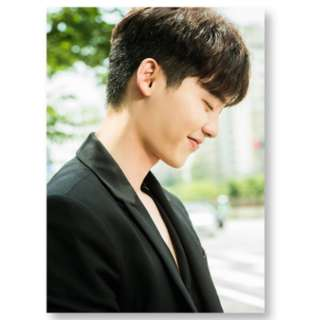 Lee Jong Suk Posters Wall Art Printed Canvas Wall Decor Picture