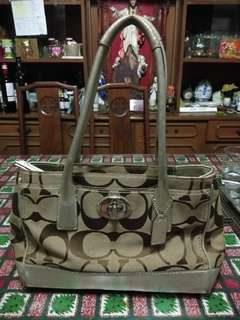 Original Preloved Coach - Free shipping withIn MM