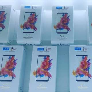Handphone Vivo V7 . Promo Free Admin