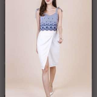 BN Ohvola Kristie Overlay Skirt