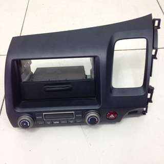 Honda Civic Radio Panel (AS2349)