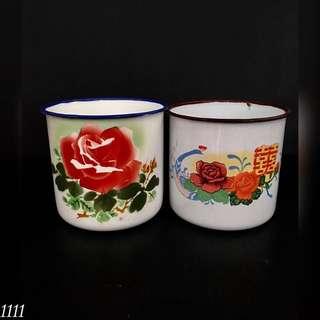 Enamel Cups (1)