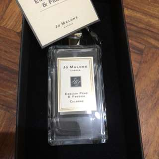 US Perfume Tester - Jo Malone English Pear