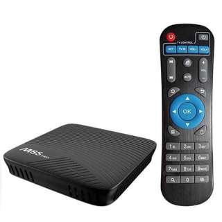 M8S Pro 4K Android Media Player