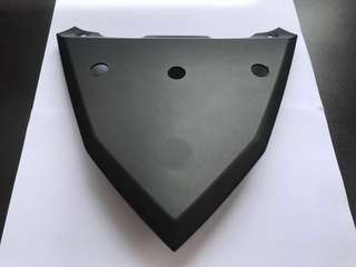 Yamaha TMAX 530 Tailplate for Coocase Rack Matt Grey