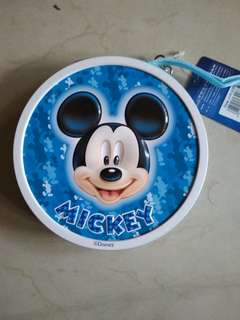 Mickey mouse CD case