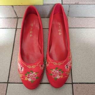 結婚新娘出嫁鞋