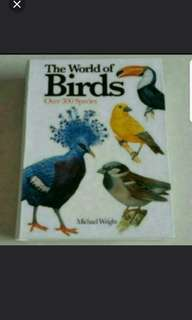 Brand New World of Birds Book
