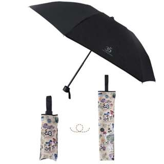 Tokyo Disneysea Disneyland Disney Resorts Sea Land 35th Anniversary Mickey Mouse Rain and Shine Combined  Umbrella Preorder