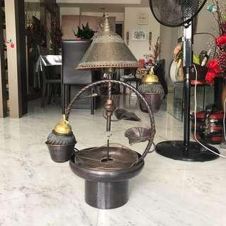 Fengshui Lamp/Water fountain