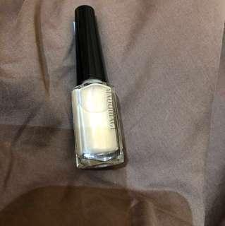Shisedo nail polish maquillage