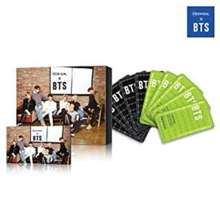 [PROMO] BTS x Mediheal Brightening Care Set