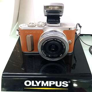 DP 0% Olympus E-PL8 Zoom Lens brown Kredit Tanpa.Kartu Kredit
