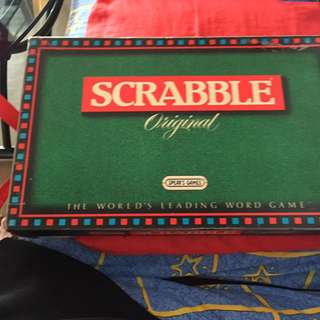 Used scrabble for sales