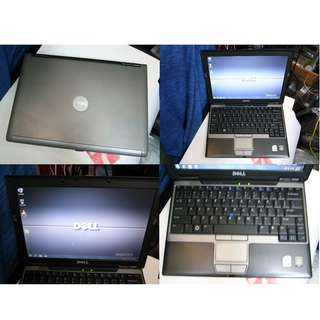 DeLL Latitude D430 12' inch C2D U7600 Notebook Laptop $140