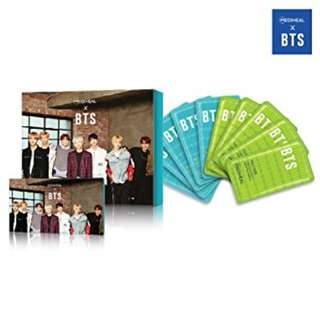 BTS Mediheal Soothing Care Set