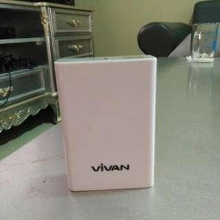 Powerbank Vivan