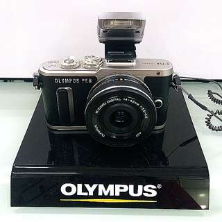 DP 0% Olympus E-PL8 Zoom.Lens Black