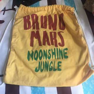 Bruno Mars Moonshine Jungle Bag
