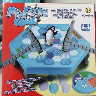 全新|企鵝敲冰塊桌遊